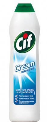 Средство чистящее CIF AKTIVE, универсальное, крем, 500 мл универсальное чистящее средство kmpc orange step multi purpose cleaner для дома с апельсиновым маслом 600 мл