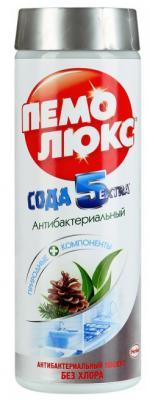 Чистящие средство универсальное Henkel Пемолюкс - Антибактериальный эффект 480г пемолюкс сода эффект средство чистящее яблоко 480г