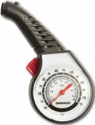 Манометр аналоговый DAEWOO DWM 5 Специальный клапан для стравливания давления манометр автомобильный azard magnum 5 в 1