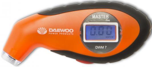 Манометр цифровой DAEWOO DWM 7 Обрезиненный ударопрочный корпус Цифровой дисплей с подсветкой панель для планшета 2 7 7 q88 allwinner a13 a23 a33 allwinner a23 a13 a33