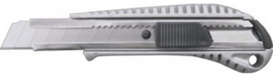 Нож FIT 10250 технический 18мм усиленный металлич.корпус цены