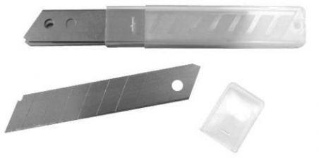 цена Лезвие для ножа BIBER 50225 25мм онлайн в 2017 году