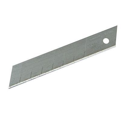 все цены на Лезвия для ножа STANLEY FatMax 0-11-718 18мм (5шт. в упак.) онлайн
