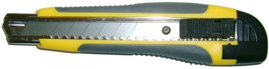 Нож SKRAB 26721 металлические направляющие с выдвижным лезвием усиленный 18мм цены