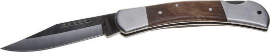 Нож STAYER 47620-2_z01 складной с деревянными вставками большой нож складной stayer 47613 z01