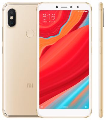 Смартфон Xiaomi Redmi S2 64 Гб золотистый (REDMIS2GD64GB) смартфон xiaomi mi a1 64 гб золотистый mia1gd64gb