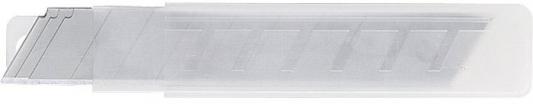 купить Лезвие для ножа MATRIX 793315 лезвия 18мм 10шт по цене 60 рублей