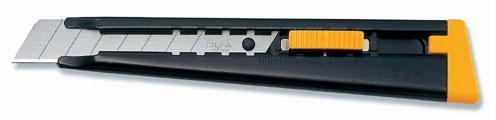 Канцелярский нож OLFA OL-ML нерж.сталь пластик 1.8см нож строительный olfa ol cmp 1