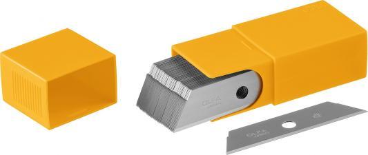 Лезвия для канцелярского ножа OLFA OL-SKB-2/50B 17.5мм нож строительный olfa ol skb 2 50b