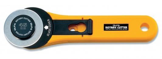 Нож дисковый OLFA OL-RTY-2/G пластик нерж.сталь 1шт нож с круговым лезвием olfa без серии 1 ol rty 2 g