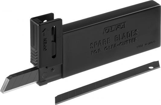 Лезвия для канцелярского ножа OLFA OL-ABB-10B 9мм цены онлайн
