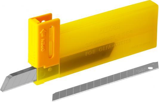 Лезвия для канцелярского ножа OLFA OL-AB-10B 9мм цена