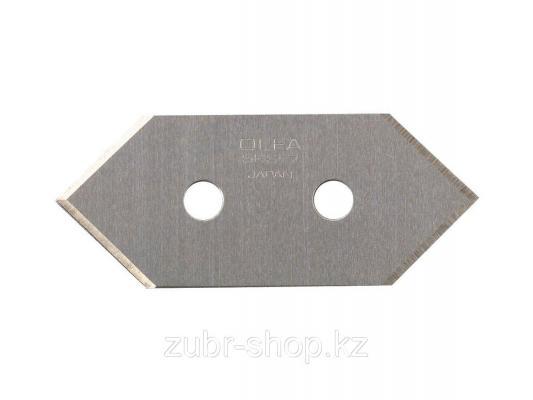 Лезвия для канцелярского ножа OLFA OL-MCB-1 20мм цены онлайн