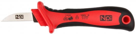 Нож NPI 10552 прямой электрозащищенный 1000В монтерский монтерский нож квт нм 08 68429