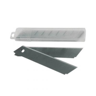Лезвие для ножа КОБАЛЬТ 242-052 25мм сегментированные 7 сегментов сталь У8 (5 шт.) блистер скребок кобальт 242 069