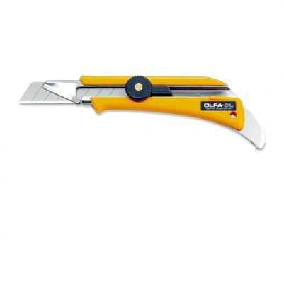 цена на Канцелярский нож OLFA OL-OL пластик нерж.сталь 1.8см