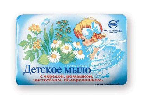"""Мыло Свобода """"Детское"""" 100 г"""