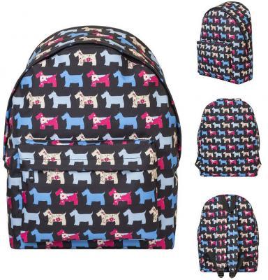 Купить Городской рюкзак ручка для переноски Action! мягкий 16 л рисунок AB2000/2, полиэстер, Ранцы, рюкзаки и сумки