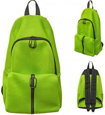 Купить Рюкзак ручка для переноски Action! Рюкзак 16 л зеленый AB11147, полиэстер, Ранцы, рюкзаки и сумки