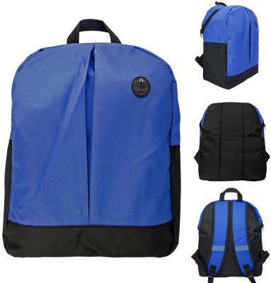 Купить Городской рюкзак ручка для переноски Action! Рюкзак синий AB2006, полиэстер, Ранцы, рюкзаки и сумки