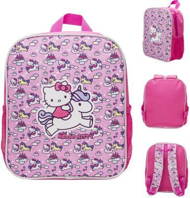 Рюкзак ручка для переноски Action! HELLO KITTY 4 л розовый HKO-AKB0015/1 action сумка для сменной обуви hello kitty hko ass4301 1 цвет розовый синий