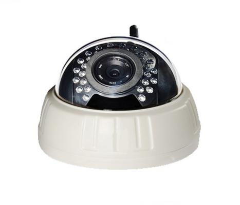 Камера IP Zodiak 911W CMOS 1/4 2.8 мм 1280 x 720 H.264 Wi-Fi Ethernet LAN серый eye sight es ip615iw p2p 1 4 cmos 0 3mp surveillance wi fi ip camera w 24 ir led silver