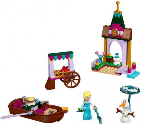 Конструктор LEGO Приключения Эльзы на рынке