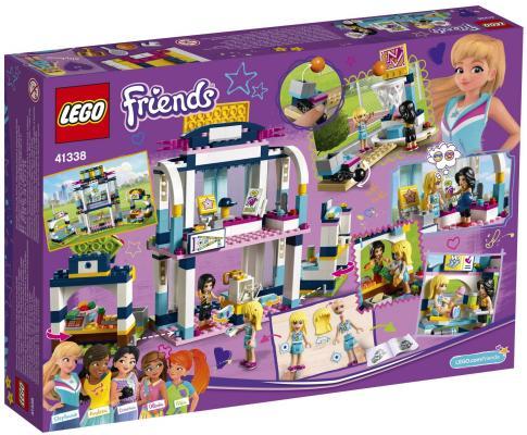 Конструктор LEGO 41338 460 элементов конструктор lego спортивная арена для стефани lego friends 41338