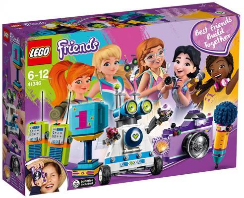 Конструктор LEGO 41346 563 элемента lego friends конструктор шкатулка дружбы 41346