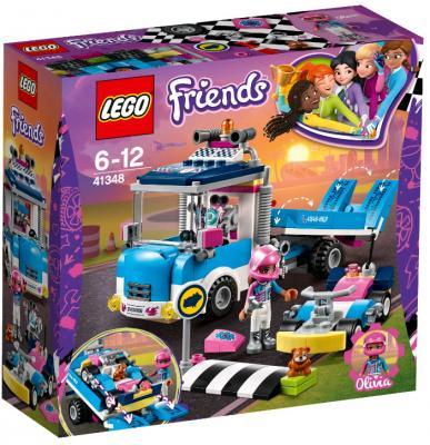 Конструктор LEGO Грузовик техобслуживания конструктор металлический грузовик и трактор 345 элементов