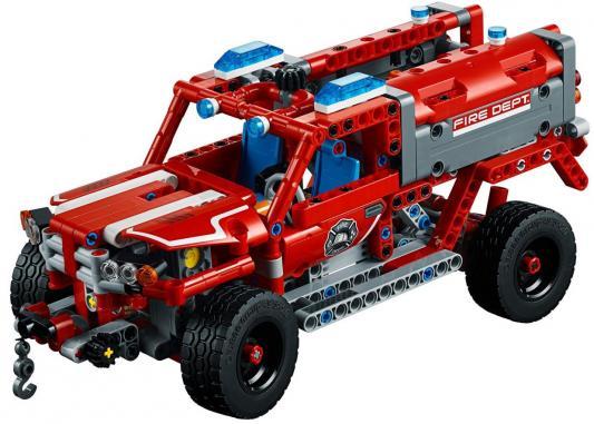 Конструктор LEGO Служба быстрого реагирования конструктор lego technic служба быстрого реагирования 42075