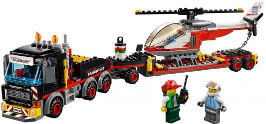 Конструктор LEGO Перевозчик вертолета 310 элементов конструктор lego танос