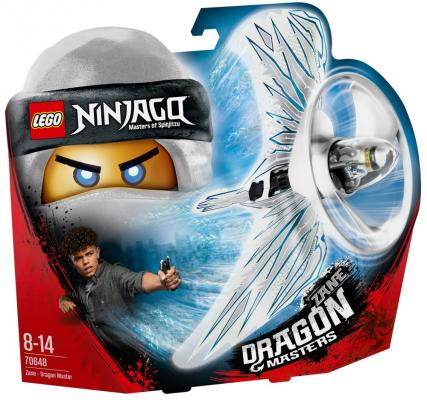 Конструктор LEGO Зейн — Мастер дракона lego lego конструктор lego ninjago 70648 зейн мастер дракона