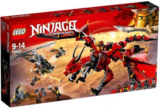 Конструктор LEGO Первый страж конструктор lego ninjago первый страж 70653