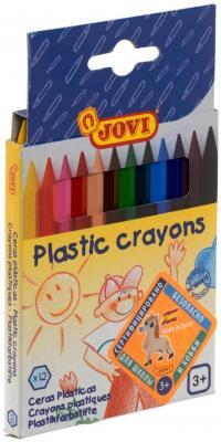 Карандаши JOVI 912 12цв пластиковые карандаши artberry 12цв