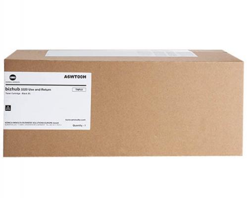 Тонер-картридж Konica-Minolta bizhub 3320 TNP-41 10k возвратный (о) картридж konica minolta tnp 48y