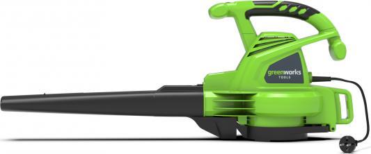 Воздуходувка Greenworks GBV2800 greenworks gst5033m