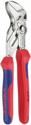 Ключ KNIPEX KN-8605180 клещевой knipex kn 8310015 трубный ключ 90°