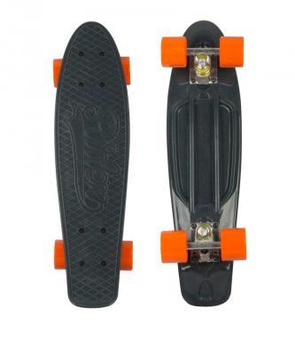 Скейтборд RIDEX Vulcan 60x45 мм серый УТ-00009655 tsa456 60x45 см