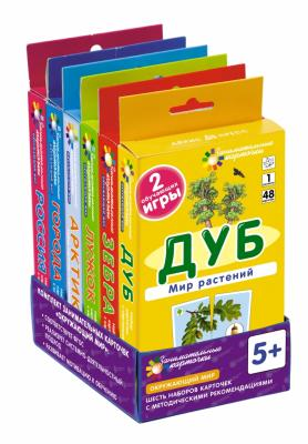Купить Обучающий набор АЙРИС-пресс 50899, Обучающие материалы для детей