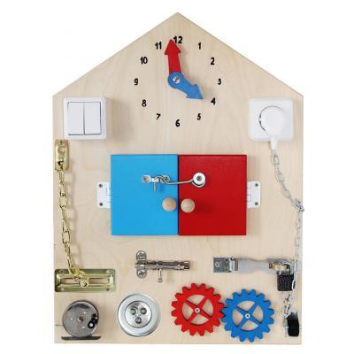 Обучающий набор Краснокамская игрушка Н-55 краснокамская игрушка деревянная пирамидка краснокамская игрушка семицветик