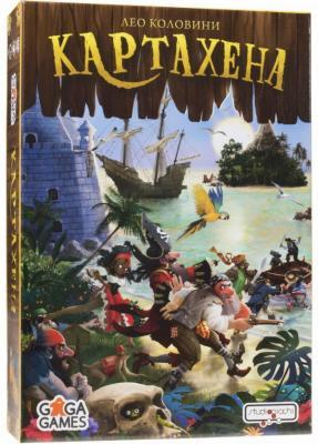 Настольная игра GAGA GAMES для вечеринки Картахена настольная игра gaga games развивающая это факт регионы россии gg129
