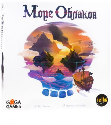Настольная игра GAGA GAMES для вечеринки Море облаков настольная игра gaga games для вечеринки мафия большой город gg035