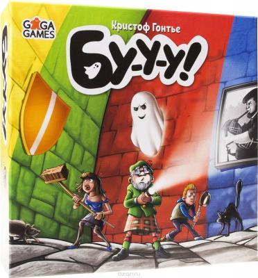 Настольная игра GAGA GAMES GG064 Бууу! games [a2] segui lindizio