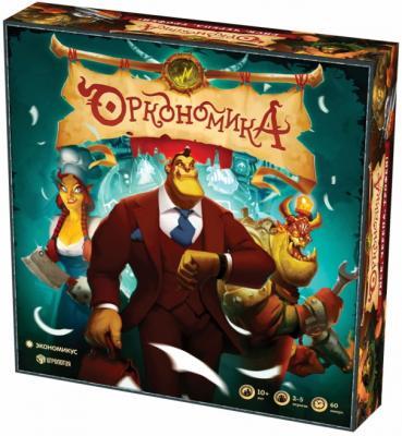 Настольная игра Экономикус карточная Оркономика Э005 настольная игра экономикус карточная оркономика э005