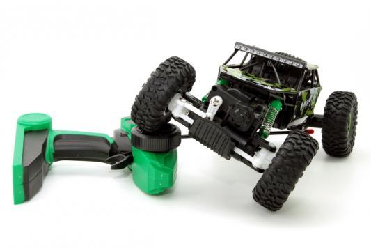 Купить Машина на ру BALBI RCS-4305 A Внедорожник CRAWLER зеленый 1:18, зелёный, Радиоуправляемые игрушки