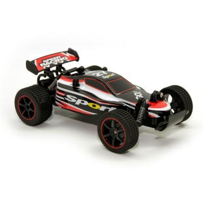Машинка на радиоуправлении Balbi Багги красно-черный от 5 лет пластик, металл RCS-5201-В автомобиль balbi автомобиль черный от 5 лет пластик металл rcs 2401 a