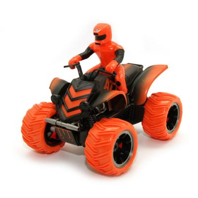 Купить Квадрокоптер на радиоуправлении Balbi Квадроцикл оранжевый от 5 лет пластик, металл MTR-001-О, Радиоуправляемые игрушки