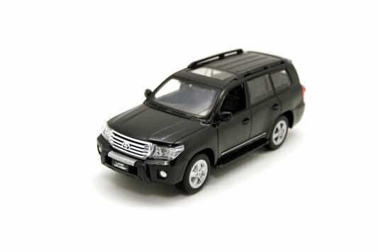 Машина на ру BALBI HQ20133 Toyota land cruiser 1:24 черный литой диск replikey rk95073 toyota land cruiser 200 9x20 5x150 d110 1 et45 hb