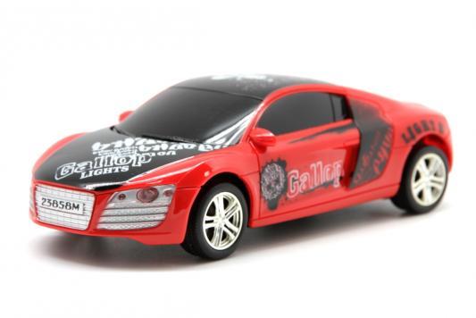 Машинка на радиоуправлении Balbi Автомобиль красный от 5 лет пластик, металл RCS-2401 C